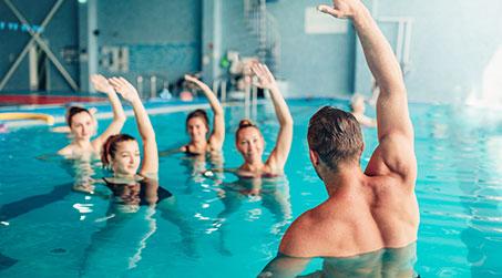 Cours d'Aqua Trainer à La Petite Bleue